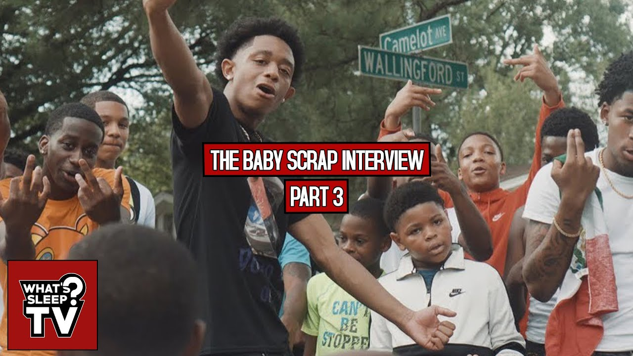 Baby Scrap On Recording His Biggest Song In A Living Room & Going To Jail After Releasing It