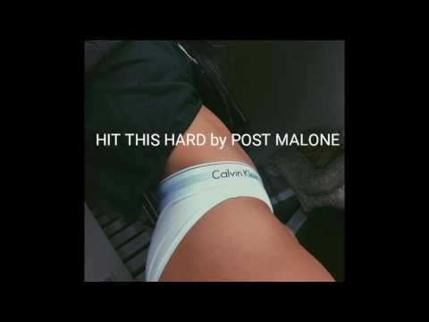 Post Malone - Hit This Hard Lyrics