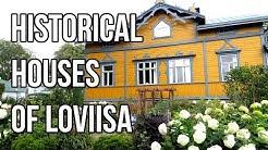 Historical Houses of Loviisa, Finland 2017