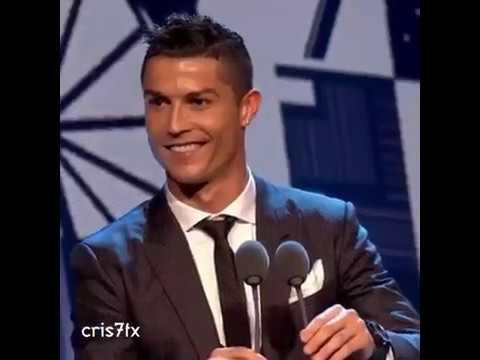 Cristiano ronaldo FIFA best player 2017 | tribute