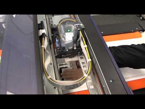 Viper DTG Printer Training Video - Viper Head Cleanings