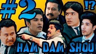 Ham Dam SHOU 2-soni (23.04.2017) | Хам Дам ШОУ 2-сони
