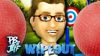 RAGDOLL PHYSICS! - Wipeout (Part 1)