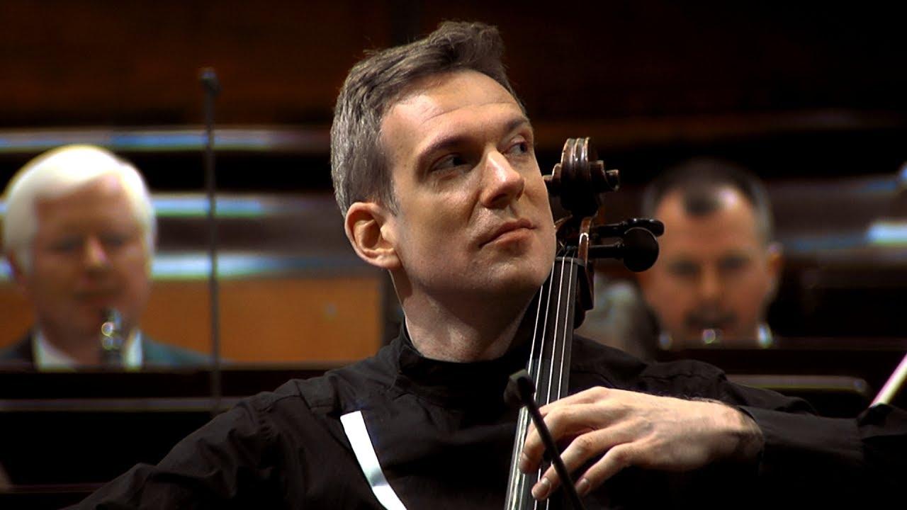 Johannes Moser & Jacek Kaspszyk perform Elgar's Cello ...