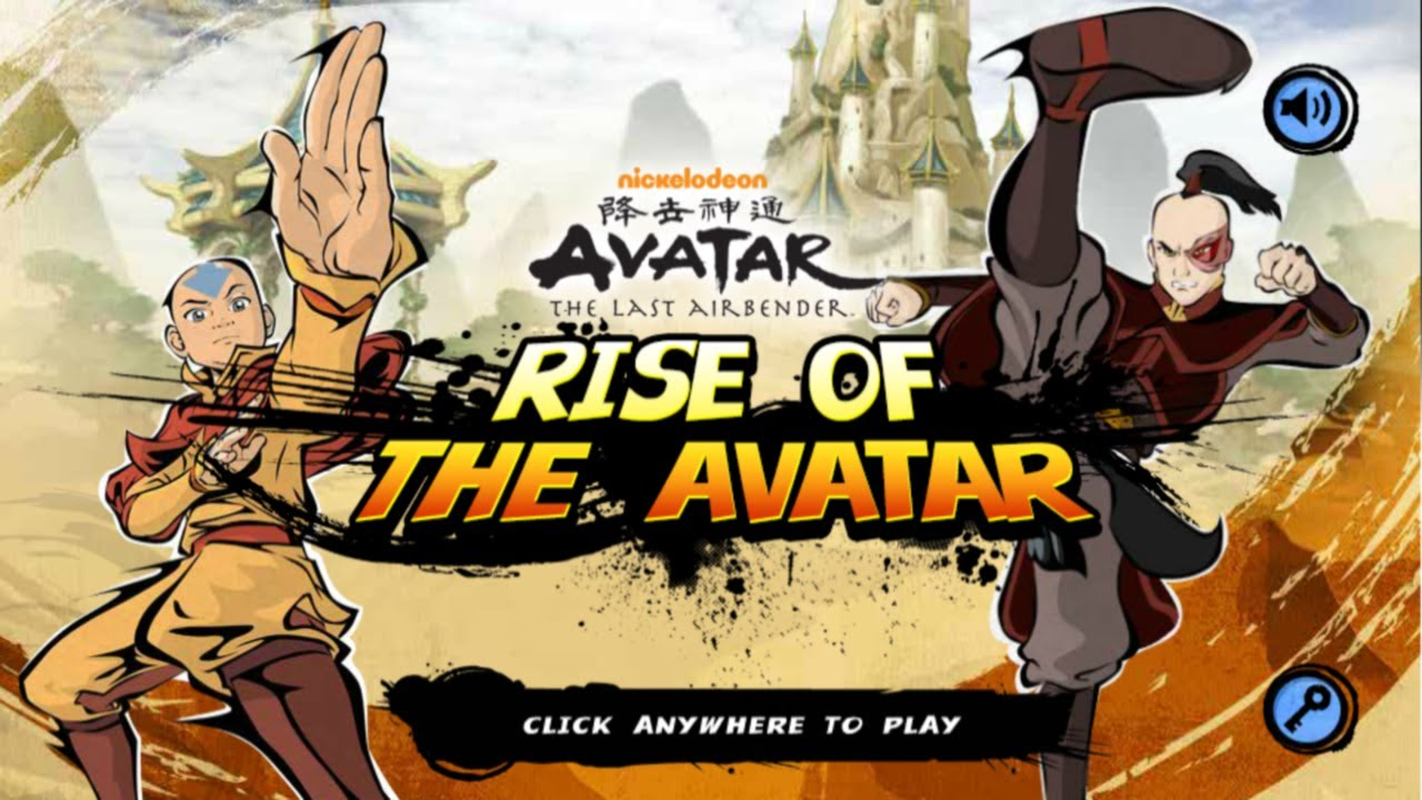 nick games avatar the
