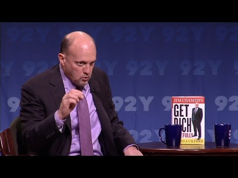Jim Cramer and Stephanie Link Tell Investors How to 'Get Rich Carefully'