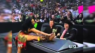 WWE Flashback- Melina Entrance