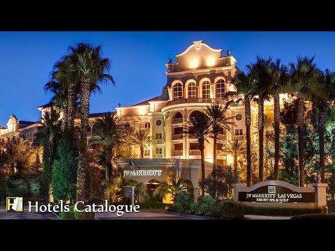 JW Marriott Las Vegas Resort & Spa - Las Vegas Luxury Resort Hotel