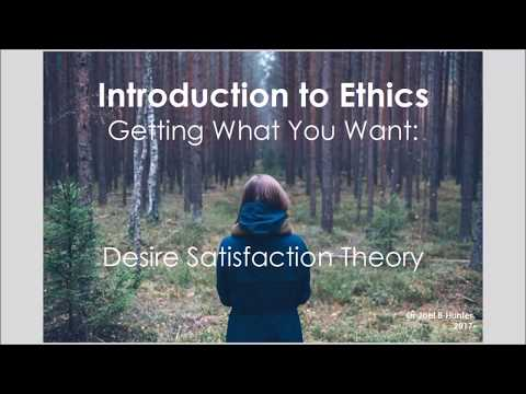 Desire Satisfaction: Getting What You Want