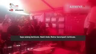 Ratna Sarumpaet Berdebat dengan Luhut Pandjaitan