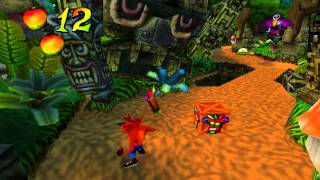 Crash Bandicoot 2 - The Pits [Pre-Console Version]