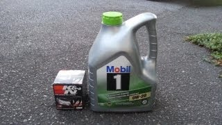 2012-2013 Mazda 5 Oil change(How to change oil and filter on a 2012 - 2013 Mazda 5., 2013-06-11T05:08:58.000Z)