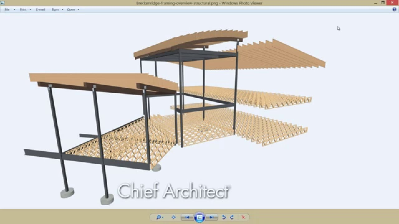 6-3 Framing Part 3 Steel & Iron Structural Framing – Breckenridge ...