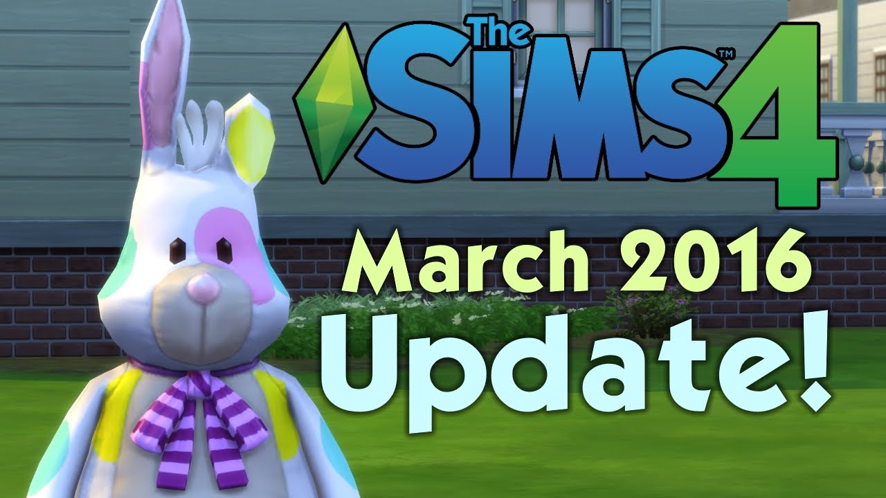 Sims 4 patch download