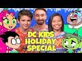 🔴DC Kids Holiday Special with Jett and Analei | DC Kids