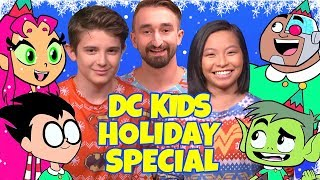 - DC Kids Holiday Special with Jett and Analei DC Kids