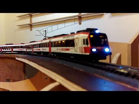 TrainController in Aktion 3 - Train Controller Demo