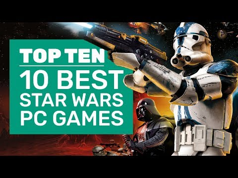 10 Best Star Wars Games You Can Play On PC Right Now