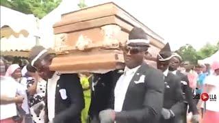 #TikTok #Coffindancememe African Coffin Dance Funeral Party