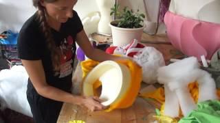 Как я делаю лапы ростовым куклам часть 2. Кругленькие носы(Первая часть https://youtu.be/hLIWrbhdq9A, еще добавлю видео где завершенные обе лапы. Видео мастер класс как я делаю..., 2016-09-16T19:05:06.000Z)