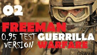 Freeman: Guerrilla Warfare Ep 2 (Owl Special Sniper) Test Version 0.95