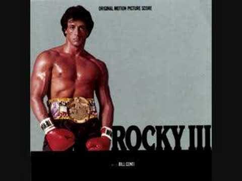 Frank Stallone - Pushin' (Rocky III)