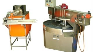 Automatic Chapati Making Machine (1000 Roti / Hr) - Sunshine Industries