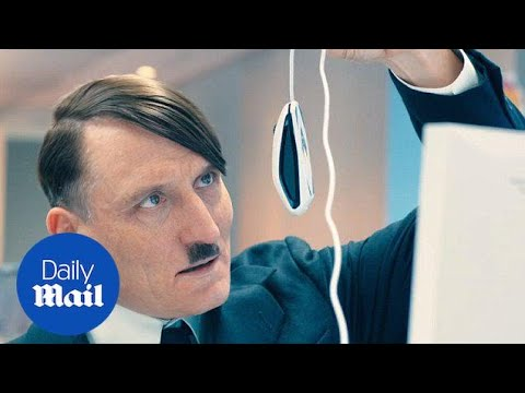 New German film 'He's Back' features Hitler in modern times - Daily Mail