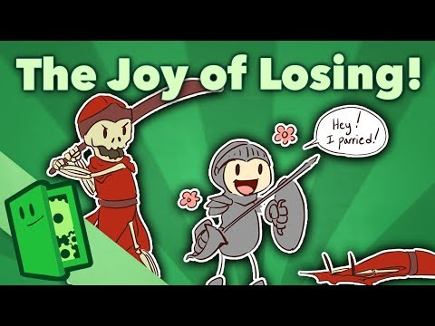 The Joy of Losing  Learning to Have Fun Playing Games  Extra Credits