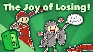 The Joy of Losing - Learning to Have Fun Playing Games - Extra Credits