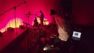 Эффектное начало концерта Noize MC в МЕГАСПОРТ (Москва, 24.11.2018)