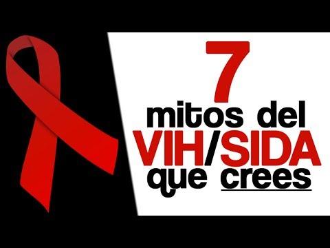 7 mitos del VIH/SIDA que CREES 😮