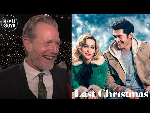 Last Christmas Premiere Interview - 'Tall Dane' Peter Mygind