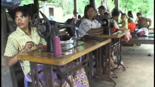 Cambodia: Rights of home-based women workers