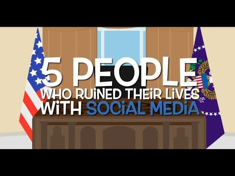 How Social Media Ruined 5 Lives