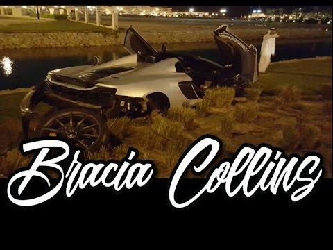 Rafał Collins wypadek Mclaren Katar CAŁA PRAWDA O TYM CO SIĘ WYDARZYŁO!