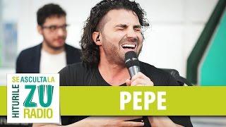Pepe - Picaturi De Dragoste (Live la Radio ZU)