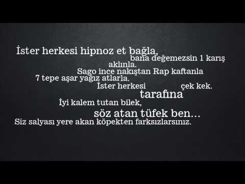 Sagopa Kajmer - Baş (pesimist ep 6)