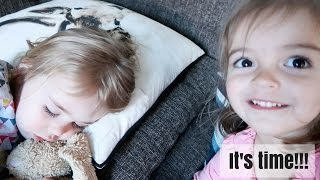 buying our twins their toddler beds   vlog 95   nesting story