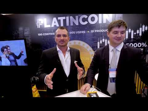 #Platincoin Life on the Blockchain 2019 Asia  #PLC   #ENGLISH   Is it a SCAM???
