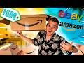 Ich habe ein neues Amazon Restposten Paket auf EBay ersteigert! видео