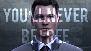 Detroit Become Human - Connor ~ Blood in the Water