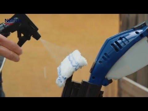 nilfisk smart vinduesvasker test