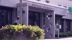 Apotheke Süssbach im Gesundheitszentrum in Brugg