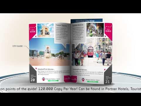 Tourist Info Guide Promo - ISTANBUL FIND
