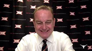 Vic Schaefer Postgame Press Conference at TCU [March. 7, 2021]