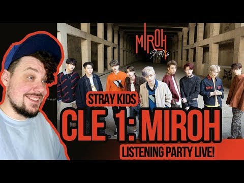 Mikey's | STRAY KIDS [ Clé 1 : MIROH ] Listening Party Live!