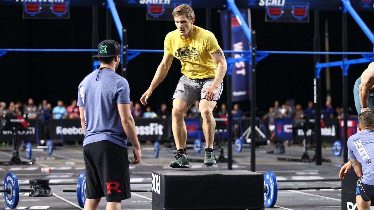 Crossfit Games Update West End Of Day 2 Youtube