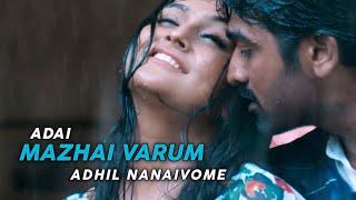 Adai Mazhai Varum Adhil Nanaivomae 💖 Whatsapp Status | Vaseegara Remix Song