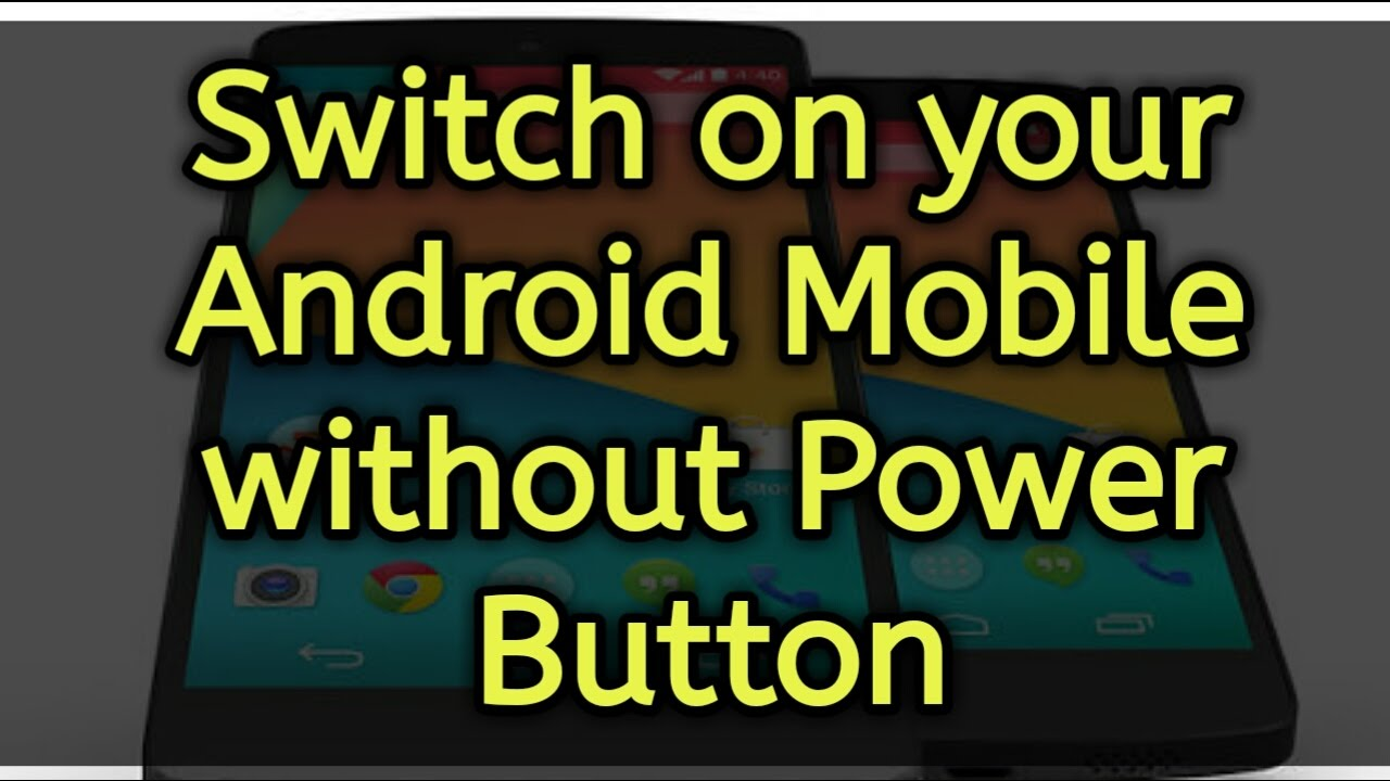 how to fix android phone buttons not working